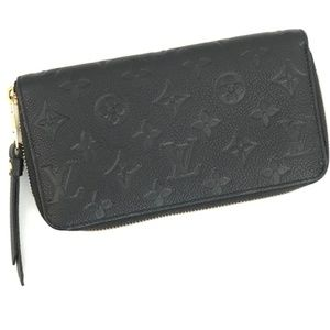 Louis Vuitton Empreinte Zippy Wallet Organizer